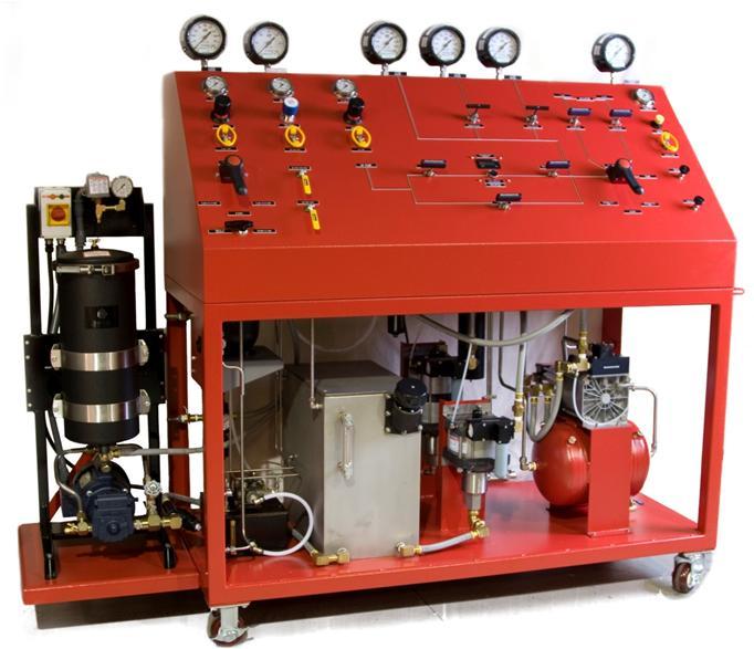 Liquid Pumping Systems On Maxpro Technologies Inc