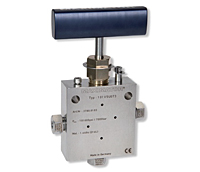 Ultra High Pressure Valves