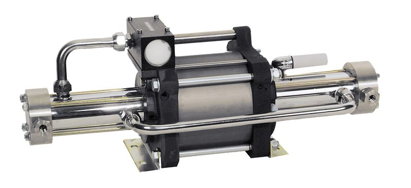 DLE2, Double Acting Single Stage Gas Booster On MAXPRO Technologies, Inc.
