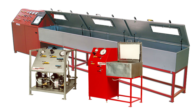 Test Benches Maxpro Technologies