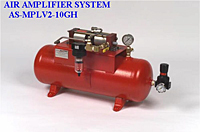 Air Amplifier System - AS-MPLV2-10GH