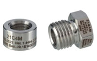 Medium Pressure Connection Components - Pressure to 22,500 psi