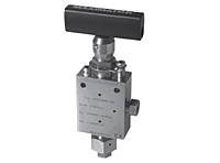 MicroMetering Valves - Pressures to 65,000 psi