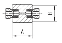 Sour Gas Fittings - Straight / Union Coupling