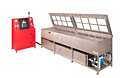 Hose Test Bench for Gas or Liquid 10,000 psig - Open