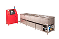 Hose Test Bench for Gas or Liquid 10,000 psig